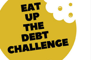 Eat Up the Debt Matching Challenge