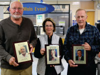 Three Columbia Heights Alumni Inducted into Hall of Fame