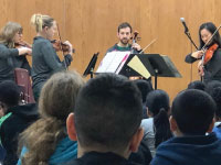 Starting the Day the 'Classical' Way at North Park Elementary