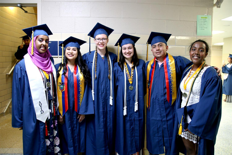 Columbia university graduation 2019